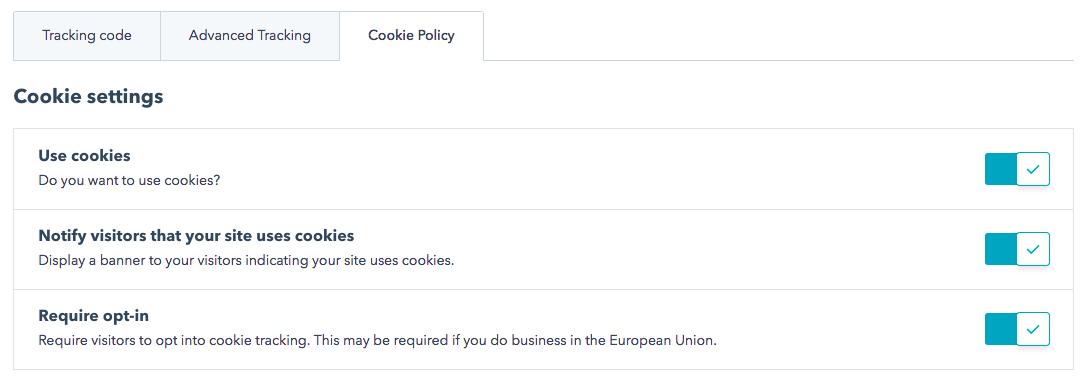Cookie-Einstellungen