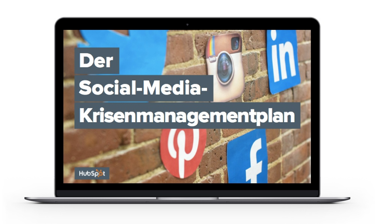 Leitfaden für Social-Media-Krisenmanagement