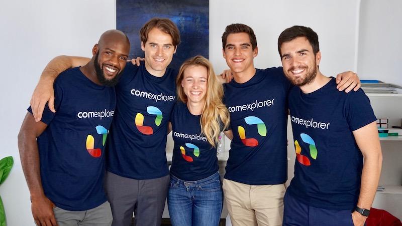 Das Team von ComExplorer