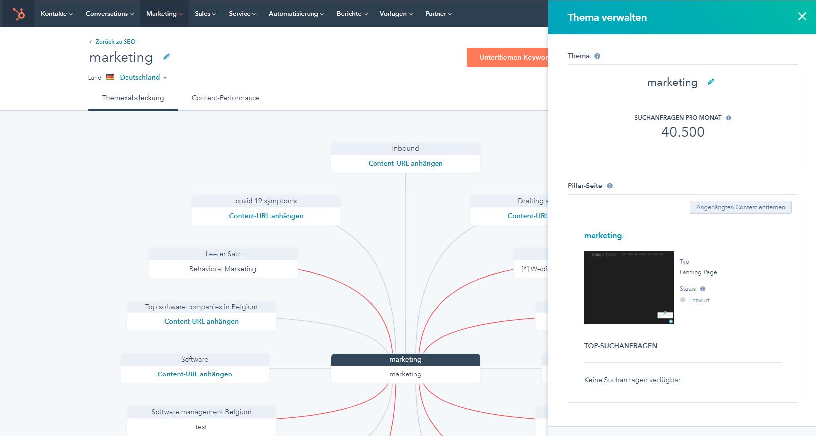 SEO-Software: Übersicht der Optimierungen