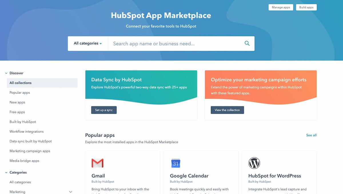 hubspot-app-marketplace