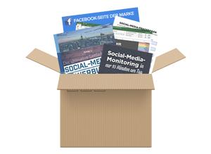 Das komplette Kit für Ihre Social-Media-Strategie