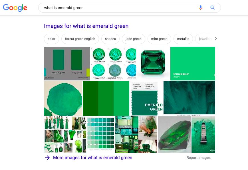 """Google-Suchergebnisse für """"what is emerald green"""""""