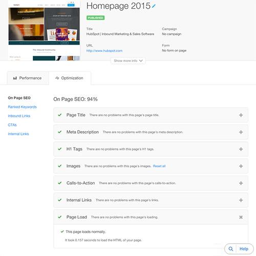HubSpot Website-Plattform – Geschwindigkeit, Sicherheit und Verfügbarkeit