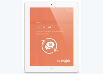 Live-chat-ipad