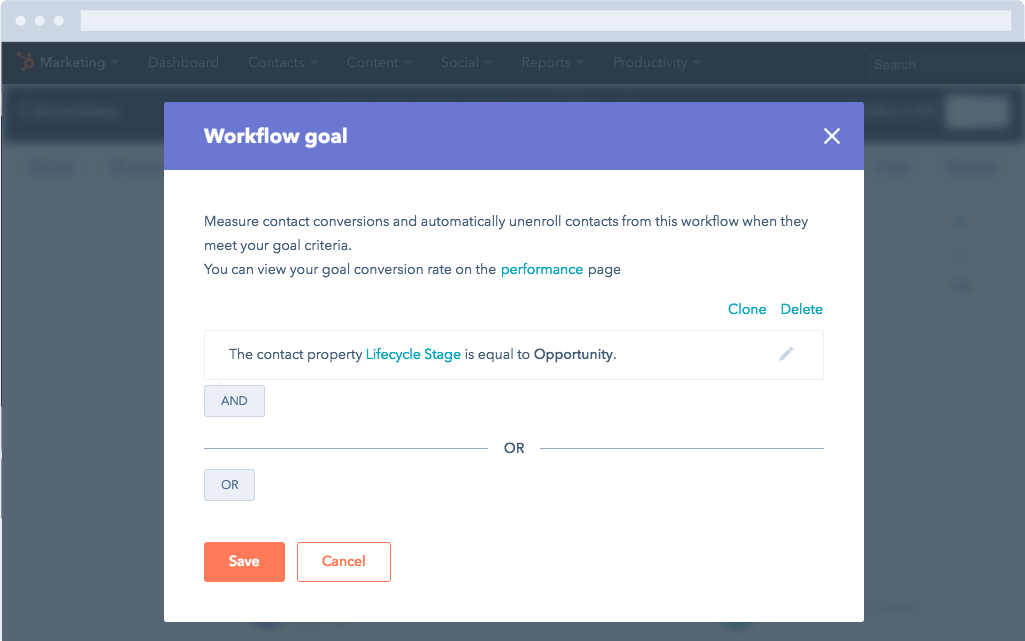 HubSpot Marketing-Software – Marketing-Automatisierung – Workflow erstellen