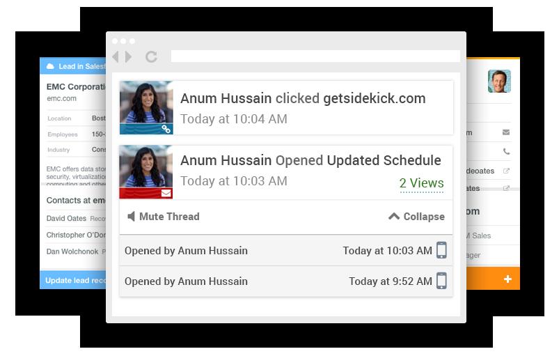 HubSpot CRM – Screenshot